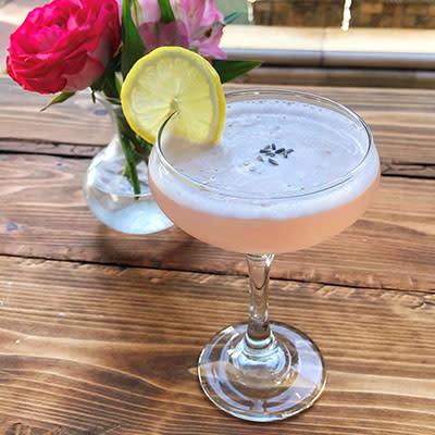 Lavender Martini - Avensole