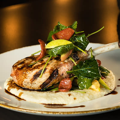 Pechanga Pork Chop