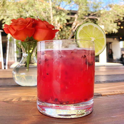 Prickly Pear Cocktail - Avensole