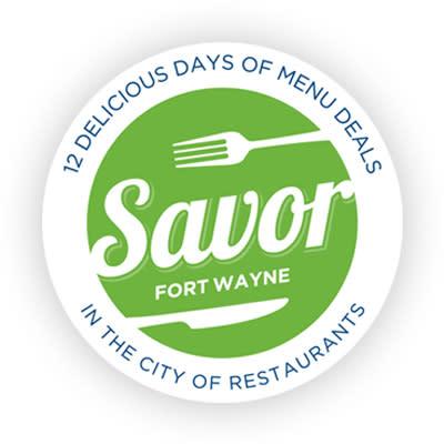 Savor Fort Wayne Logo