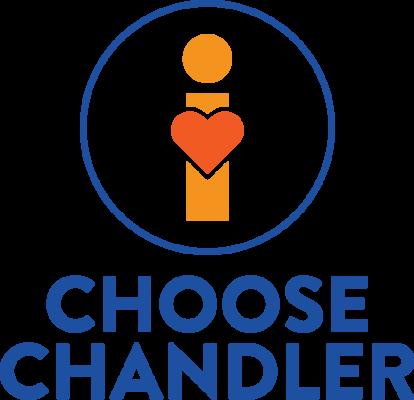 I Choose Chandler Logo