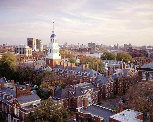 Cambridge Squares Harvard