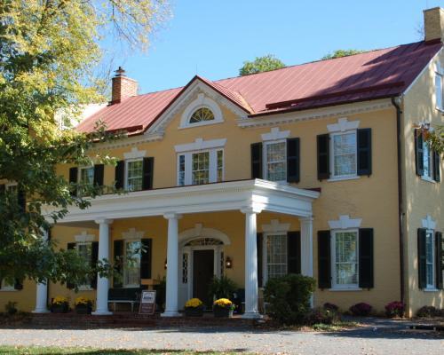 Dodona Manor Exterior in Leesburg, VA