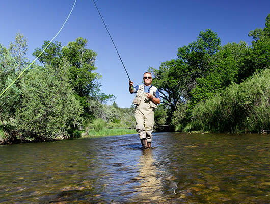 Fishing & Fly Fishing In New Mexico | Lakes, Rivers