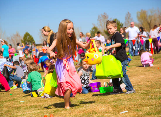 Easter Egg Hunts in Utah Valley