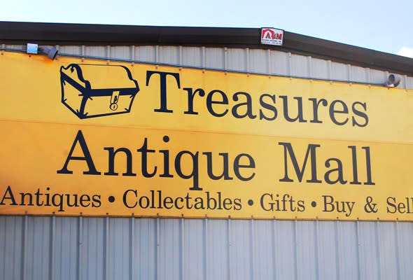 Utah Valley Fall Bucket List Activities - Antiqueing