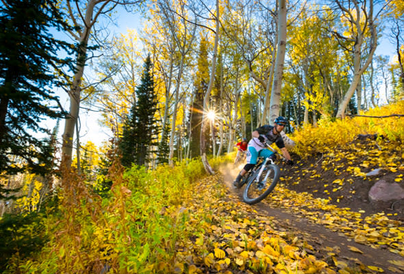 Utah Valley Fall Bucket List Activities- Hit the Trails
