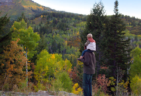 Utah Valley Fall Bucket List Activities - Camping