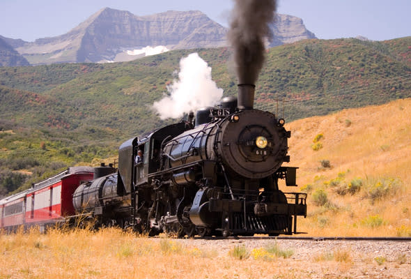 Heber Railroad