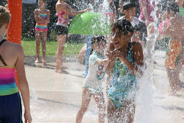 Queen Creek Splash Pad
