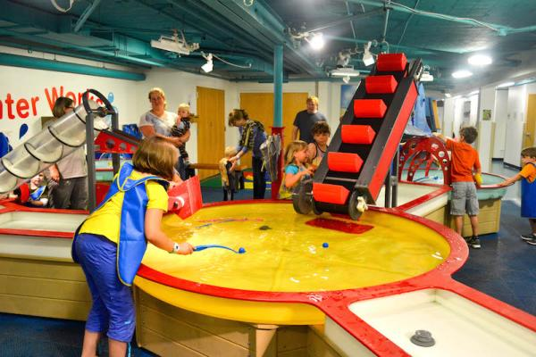 Favorite Rainy Day Activities - Children's Museum