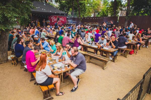 Banger's Sausage House & Beer Garden