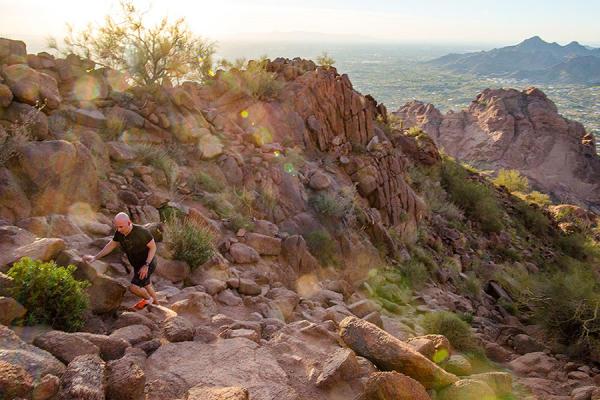 camelback mountain trail