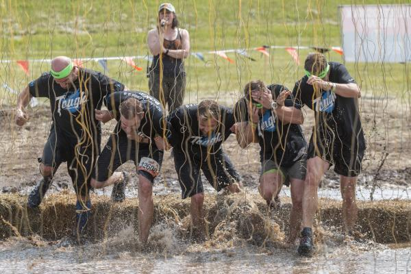 tough mudder shock therapy