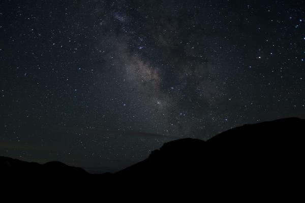 Milky Way image.