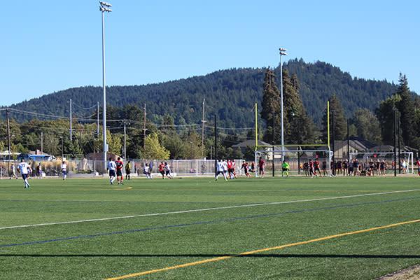 2016 NWAC Fall Festival Soccer Game