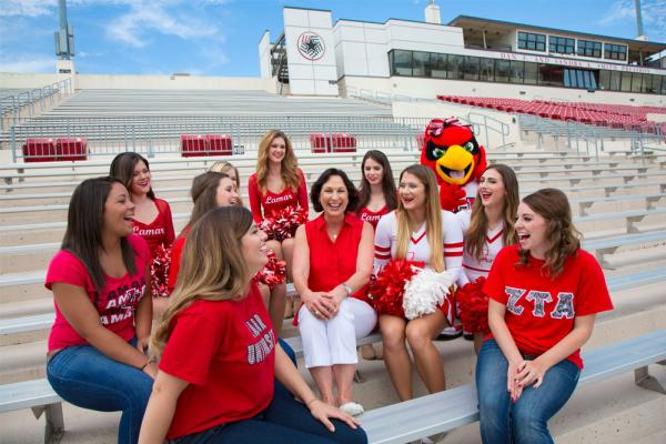 ZTA at Lamar University