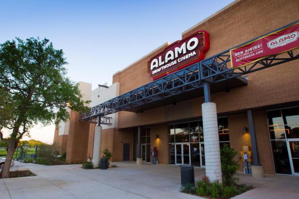 Alamo Drafthouse Slaughter Exterior