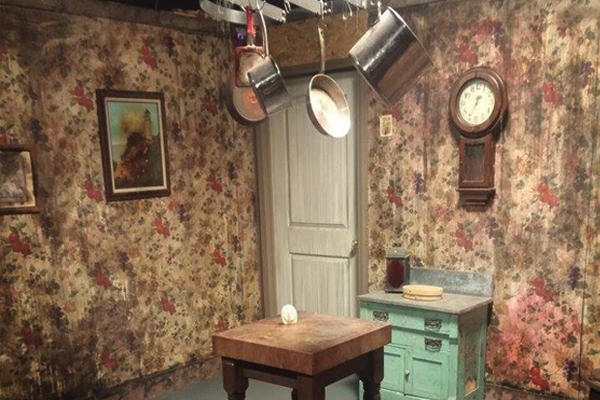 Haunted Hotel Experience at Beaumont Escape Room