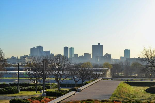 Amon Carter Skyline