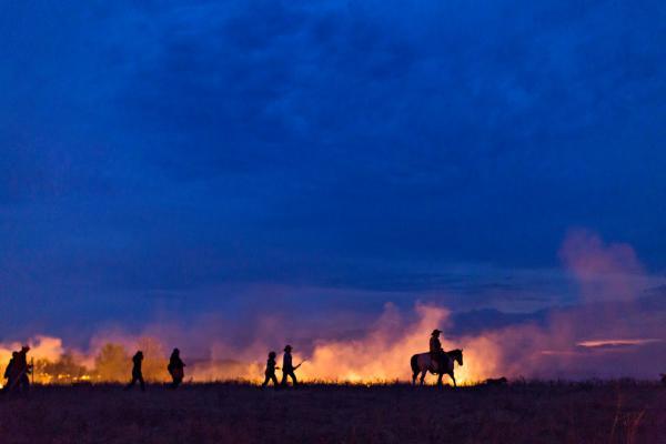 Flint Hills Flames