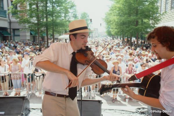 Joel Savoy Red Stick Ramblers 2002