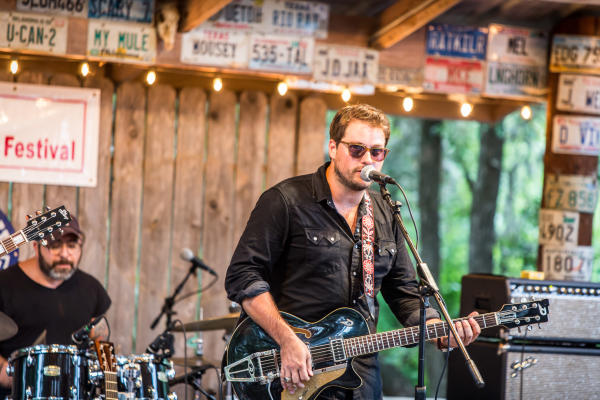 Live music at the Hill Country Food Truck Festival
