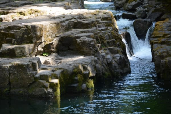 Brice Creek Falls by Colin Morton