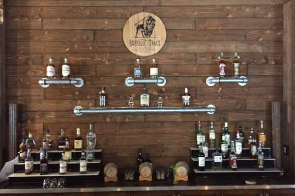 Sixty Street Grill's New Whiskey Bar by Andy Vobora