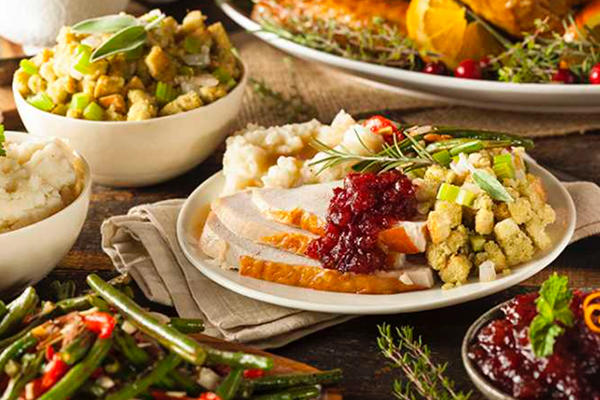 Thanksgiving Dinner at Huntington Beach Hotels