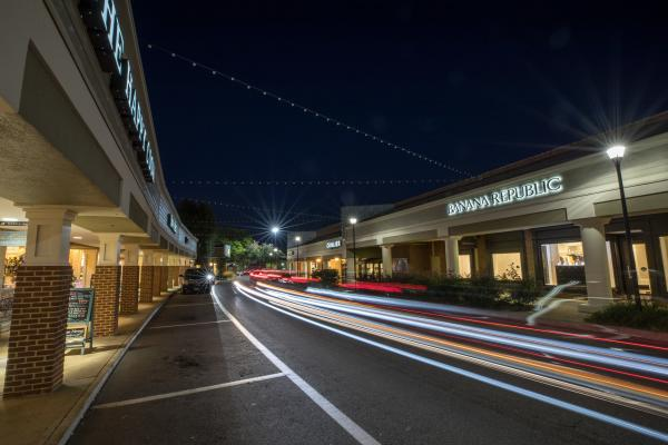 Barracks Road Shopping Center