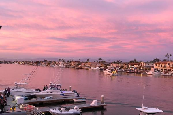 Huntington Beach Harbour