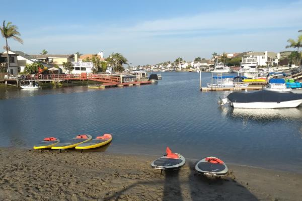 Huntington Beach Harbour Boat Rentals