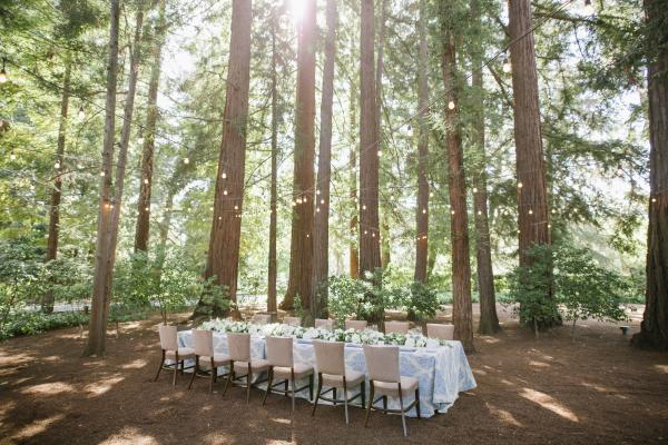 Beringer Napa Valley Wedding