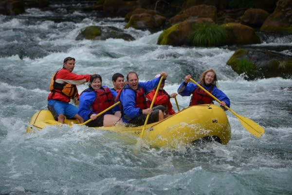 McKenzie Whitewater Rafting