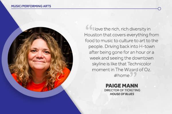 Paige Mann