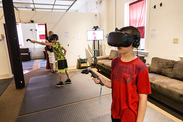 Base Station VR in Providence