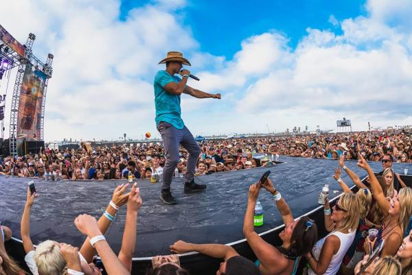 Huntington Beach Coastal Country Jam