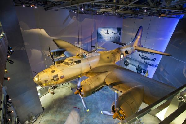 National World War II Museum Interior