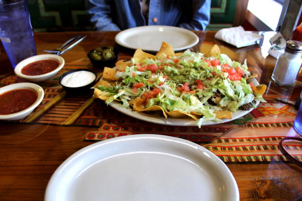 Don Chava's Nachos