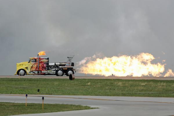 Airshow Shockwave Truck