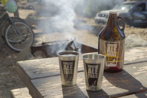 Eugene Ale Trail Souvenirs by Michael Sherman