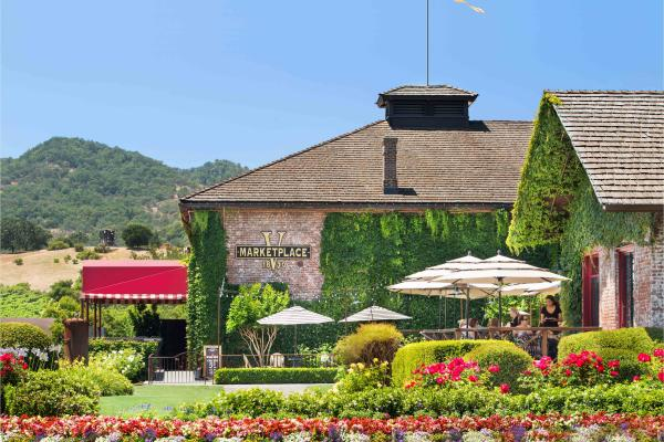 V Marketplace in Yountville