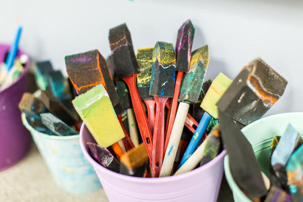 Niche Creative Studio Paint Brushes