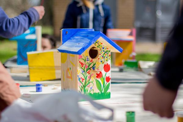 Niche Creative Studio Bird House