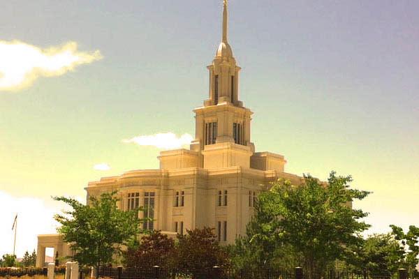 Temples in Utah Valley