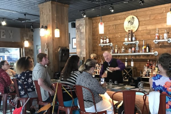 6th Street Grill & Whiskey Bar by Taj Morgan