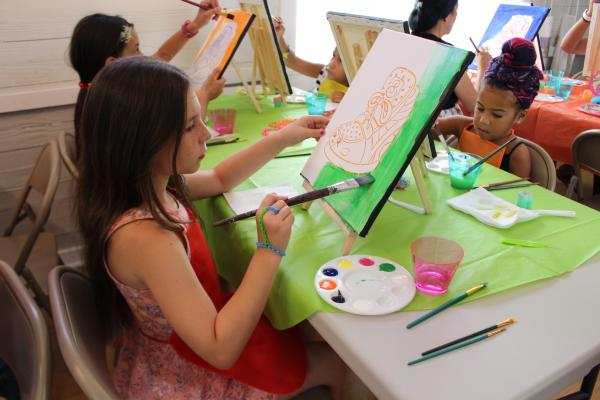 Painting with Pappion Gallery