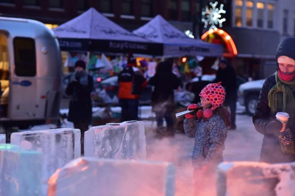 Light Up Eau Claire 2018