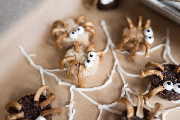 Emmy's Organic Cookies - Spider Snacks